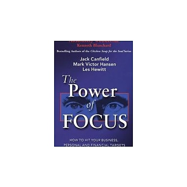 The Power of Focus, Used Book (9780091876500)