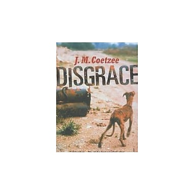Disgrace, New Book (9780099289524)