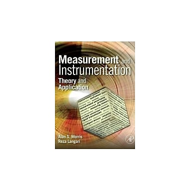 Measurement and Instrumentation: Theory and Application, New Book (9780123819604)