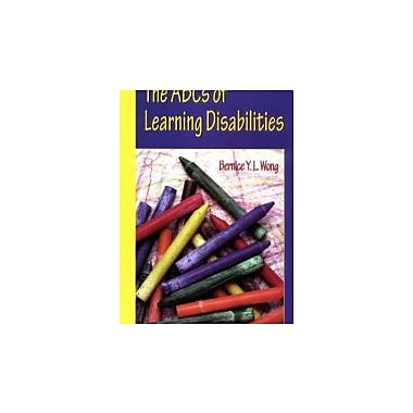 The ABCs of Learning Disabilities, New Book (9780127625454)