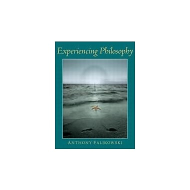 Experiencing Philosophy, New Book (9780130122674)