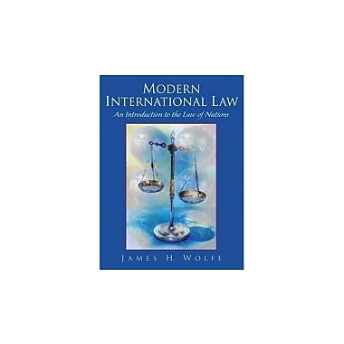 Modern International Law: An Introduction to the Law of Nations, New Book (9780130170439)