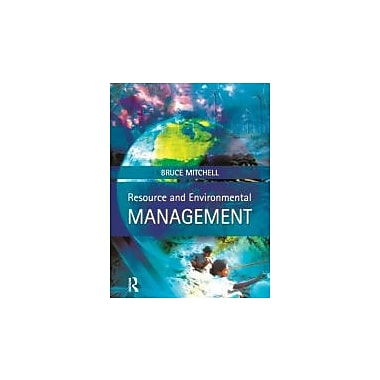 Resource & Environmental Management, New Book (9780130265326)