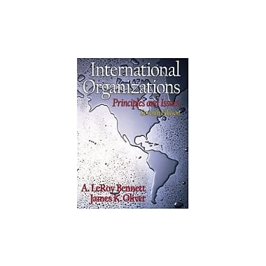 International Organizations: Principles and Issues (7th Edition), New Book (9780130321855)