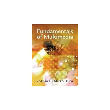 Fundamentals of Multimedia, New Book (9780130618726)