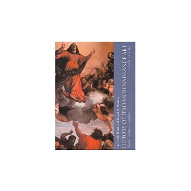 History of Italian Renaissance Art (5th Edition), New Book (9780130620118)