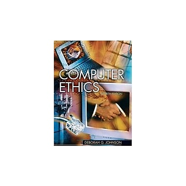 Computer Ethics (4th Edition), New Book (9780131112414)