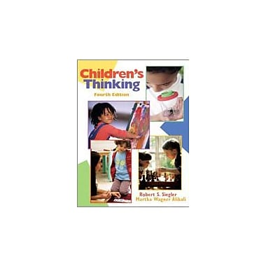 Children's Thinking (4th Edition), Used Book (9780131113848)