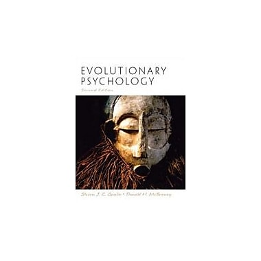 Evolutionary Psychology (2nd Edition), New Book (9780131115293)