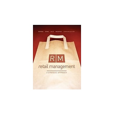 Retail Management: A Strategic Approach, Used Book (9780131204010)