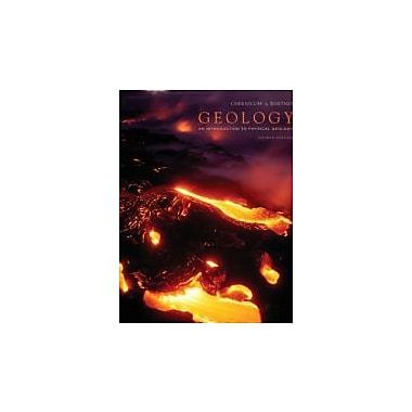 Geology (4th Edition), Used Book (9780131474642)