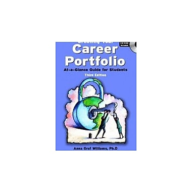 Creating Your Career Portfolio: At a Glance Guide for Students (3rd Edition), Used Book (9780131505049)