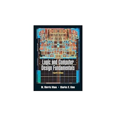 Logic and Computer Design Fundamentals (4th Edition), New Book (9780131989269)
