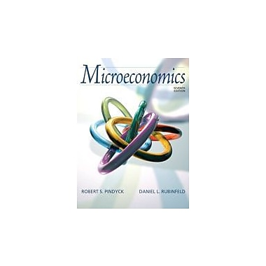 Microeconomics (7th Edition), New Book (9780132080231)