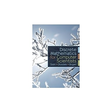 Discrete Mathematics for Computer Scientists, New Book (9780132122719)