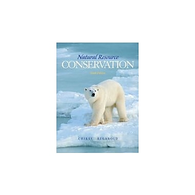Natural Resource Conservation: Management for a Sustainable Future (10th Edition), Used Book (9780132251389)
