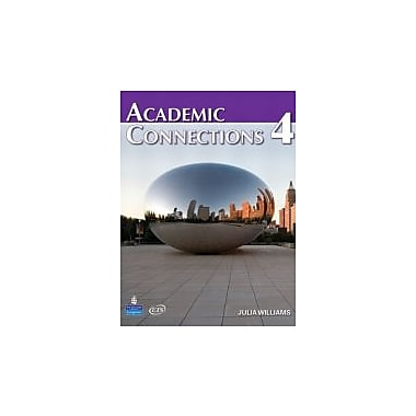 Academic Connections 4 with MyAcademicConnectionsLab, New Book (9780132338417)