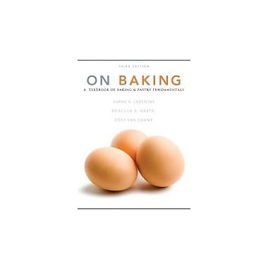 On Baking (3rd Edition), Used Book (9780132374569)