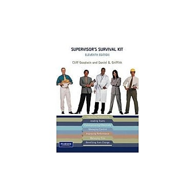 Supervisor's Survival Kit (11th Edition), New Book (9780132396981)