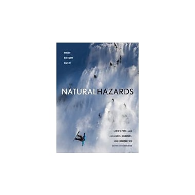 Natural Hazards: Earth's Processes as Hazards, Disasters & Catastrophes, New (9780132494588)