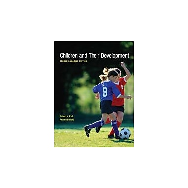 Children and Their Development, Second Canadian Edition with MyDevelopmentLab (2nd Edition), Used Book (9780132557702)