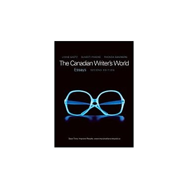 The Canadian Writer's World: Essays with MyCanadianCompLab (2nd Edition), Used Book (9780132628402)