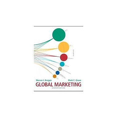 Global Marketing (7th Edition), New Book (9780132719155)