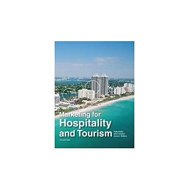 Marketing for Hospitality and Tourism (6th Edition), Used Book (9780132784023)