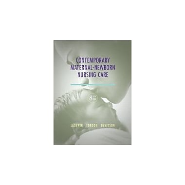 Contemporary Maternal-Newborn Nursing (8th Edition)