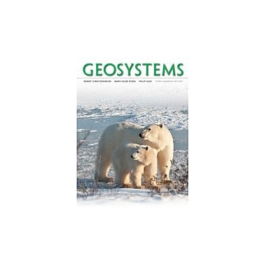 Geosystems: An Introduction to Physical Geography, 3rd Canadian Edition, New (9780132880992)