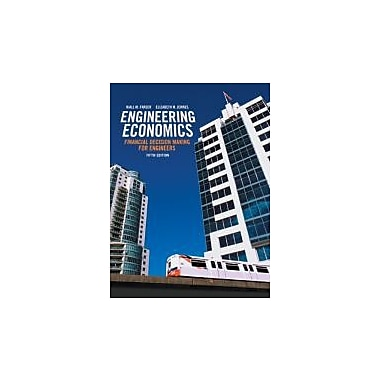 Engineering Economics: Financial Decision Making for Engineers, Fifth Edition w/Companion Website, Used (9780132935791)