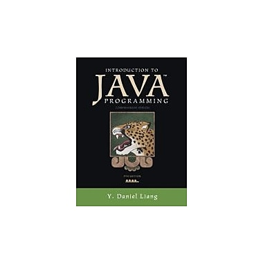 Introduction to Java Programming, Comprehensive Version (9th Edition), Used Book (9780132936521)