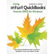 Using Intuit QuickBooks Premier 2012 for Windows, Used Book (9780132964043)