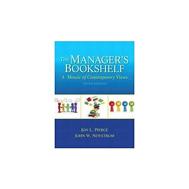 The Manager's Bookshelf (10th Edition), Used Book (9780133043594)
