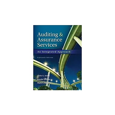 Auditing and Assurance Services with ACL Software CD (15th Edition), New Book (9780133125634)