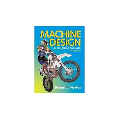 Machine Design (5th Edition), New Book (9780133356717)