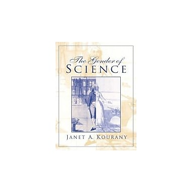 The Gender of Science, New Book (9780133479720)
