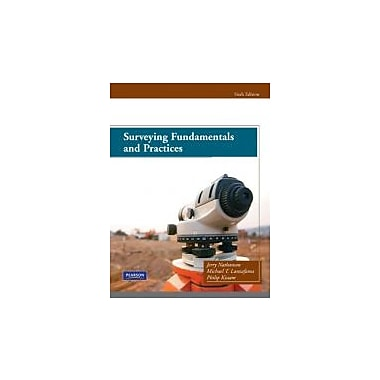 Surveying Fundamentals and Practices (6th Edition), New Book (9780135000373)