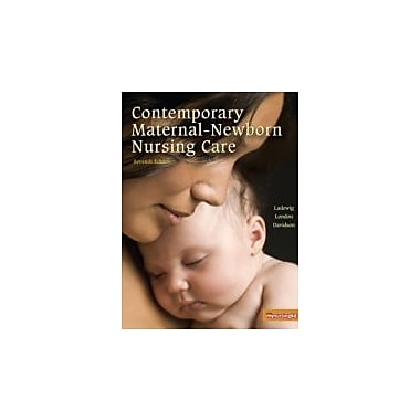 Contemporary Maternal-Newborn Nursing (7th Edition), New Book (9780135025857)