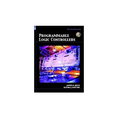 Programmable Logic Controllers (2nd Edition), New Book (9780135048818)