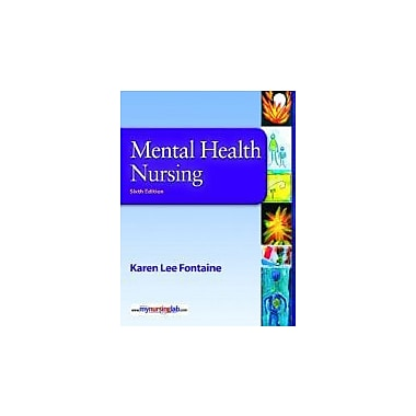 Mental Health Nursing (6th Edition), New Book (9780135146552)
