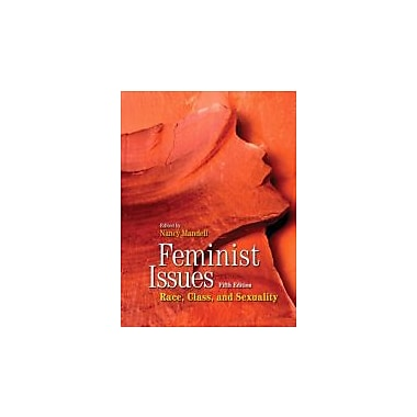 Feminist Issues: Race, Class and Sexuality, Fifth Edition, New Book (9780135146682)