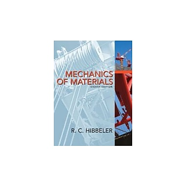 Mechanics of Materials (8th Edition), Used Book (9780136022305)