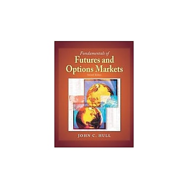 Fundamentals of Futures and Options Markets (7th Edition), New Book (9780136103226)