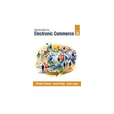 Introduction to Electronic Commerce (3rd Edition) (Pearson Custom Business Resources), New Book (9780136109235)