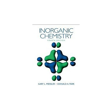 Inorganic Chemistry (4th Edition), New Book (9780136128663)