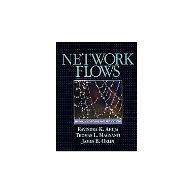 Network Flows: Theory, Algorithms, and Applications, Used Book (9780136175490)