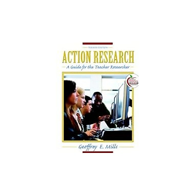 Action Research: A Guide for the Teacher Researcher (4th Edition), New Book (9780137003143)