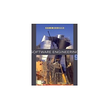 Software Engineering (9th Edition), New Book (9780137035151)