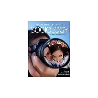 Sociology, Seventh Canadian Edition with MySocLab (7th Edition), New Book (9780138002701)